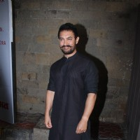 Aamir Khan at Lokmat Maharashtrian of the Year Awards 2016