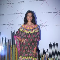 Sarah Jane Dias at 'Indian by Manish Arora X KOOVS' Event