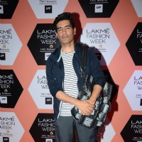 Manish Malhotra at Lakme Fashion Show 2016 - Day 4