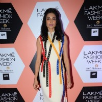 Sarah Jane Dias at Lakme Fashion Show 2016 - Day 4