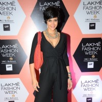 Mandira Bedi at Lakme Fashion Show 2016 - Day 4