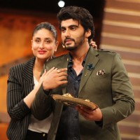 Kareena Kapoor and Arjun Kapoor Promotes Ki And Ka