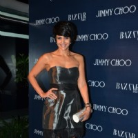 Mandira Bedi at Launch of Jimmy Choo Eyewear Launch