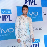 VIVO Brand Ambassador Ranveer Singh at Launch of  V3 and V3 Max phone