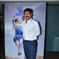 Pankaj Tripathi during the Celebration of Swara Bhaskar's Birthday with 'Nil Baante Sannata' Team