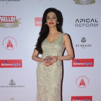 Filmmaker Divya Khosla Kumar' at Hello! Hall of Fame' Awards