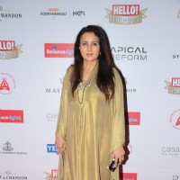 Poonam Dhillon at 'Hello! Hall of Fame' Awards