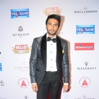 Ranveer Singh at 'Hello! Hall of Fame' Awards
