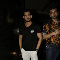 Arjun Bijlani at BCL Party!