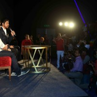 Shah Rukh Khan interacts with media at Press Meet of 'Fan' in Noida