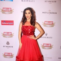 Sophie Choudry at Hello! Hall of Fame Awards
