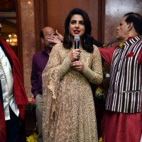 Priyanka Chopra's Party Post Receiving Padma Bhushan