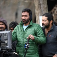 Ajay Devgn turns cinematographer for Shivaay