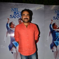 Pankaj Tripathi at Special Screening of 'Nil Battey Sannata'