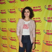 Pretty Prachi Desai for Promotions of 'Azhar' at Radio Mirchi