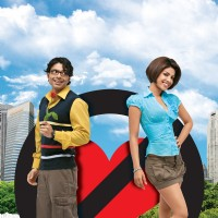 Uday and Priyanka in Pyaar Impossible movie