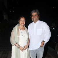 Vishal Bharadwaj at Wrap Up Bash of 'Rangoon'