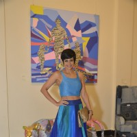 Mandira Bedi at Khushi NGO Charity Event in Delhi