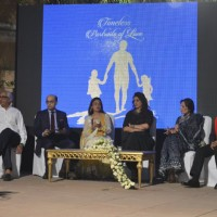 Bollywood Actress Tabu and Mandira Bedi at Khushi NGO Charity Event in Delhi