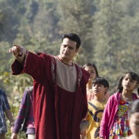 Jimmy Shergill in the film Shortcut Safari