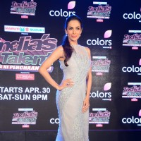 Malaika Arora Khan at the Launch Of the show 'India's Got Talent'