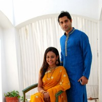 Shubh and Suhani a newly wed couple