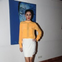 Nargis Fakhri at Media Interactions of Azhar