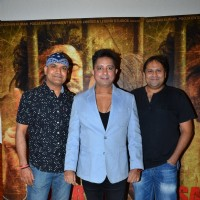 Singer Sukhwinder Singh at Song Lauch of 'Sarabjit'