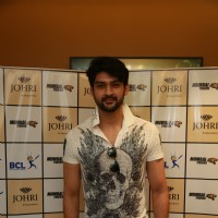 Aditya Redij at the The Launch Soiree of Johri by Amaze Jewels