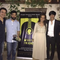 Archana Puran Singh and Parmeet Sethi at Launch of the short film 'I'm Home'
