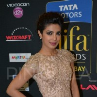 Priyanka Chopra at IIFA Press Meet