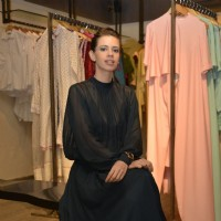 Kalki Koechlin at Amrita Puri's Akuri by Puri Collection at Atosa