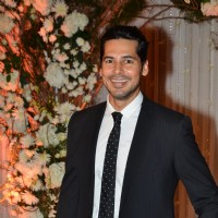 Dino Morea at Karan - Bipasha's Star Studded Wedding Reception
