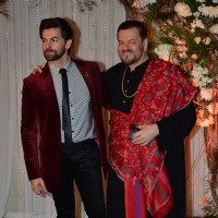 Neil Nitin Mukesh at Karan - Bipasha's Star Studded Wedding Reception