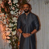 Rohit Shetty at Karan - Bipasha's Star Studded Wedding Reception