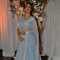 Gorgeous Malaika Arora Khan Karan - Bipasha's Star Studded Wedding Reception