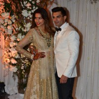 Karan - Bipasha's Star Studded Wedding Reception