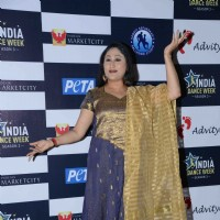 Jayati Bhatia at Inaguration of Sandeep Soparkar's '3rd India Dance Week'