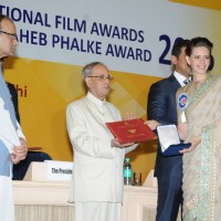 Kalki Koechlin Felicitated with National Award