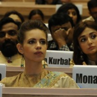 Kalki Koechlin at National Award Ceremony