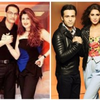 Reel actors recreating Real life pictures of Azhar: Nargis Fakhri and Emraan Hashmi