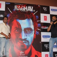 Nawazuddin Siddiqui and Anurag Kashyap at Trailer Launch of the film 'Raman Raghav 2.0'