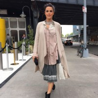 Neha Dhupia at at New York Indian film festival