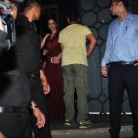 Tabu at Success Bash of 'Baaghi'