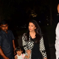 Aishwarya Rai Bachchan Snapped at Airport