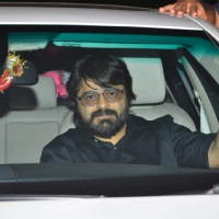 Pritam Chakraborty at Shah Rukh Khan's Dinner Party for Apple CEO TIM Cook