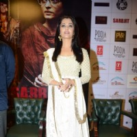Aishwarya Rai Bachchan at Press Meet of 'Sarbjit'