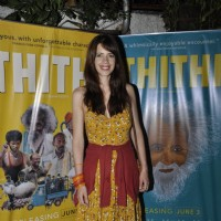 Kalki Koechlin at Special Screening of 'Tithi'