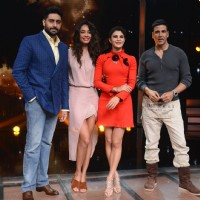 Housefull 3 Promotions on the sets of Sa Re Ga Ma Pa 2016