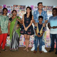 Akshay Kumar and Jacqueline Fernandes at Press Meet of 'Housefull 3'